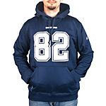 Dallas Cowboys Nike Witten Team Name and Number Hoodie