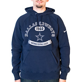 Dallas Cowboys Nike Washed Classic Hoody