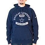 Dallas Cowboys Nike Washed Classic Hoody