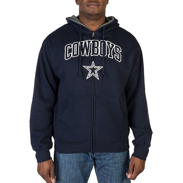 Dallas Cowboys Pointer Sherpa Hoodie