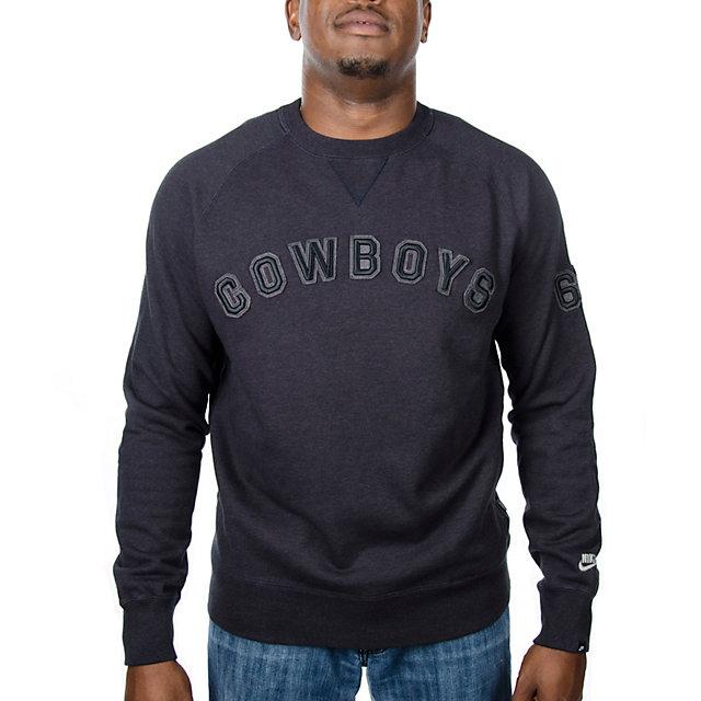 Dallas Cowboys Nike Black Stadium Crew
