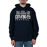 Dallas Cowboys Wildcard Fleece Hoody