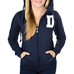 Dallas Cowboys Womens The Big D Full Zip Hoody