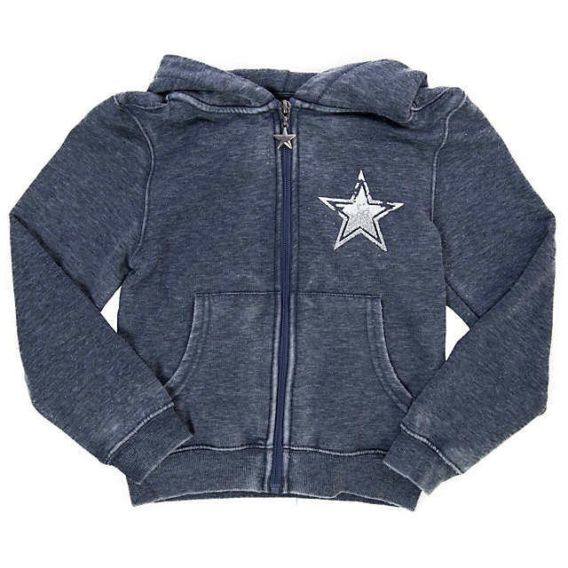 Dallas Cowboys Girls Suzie Fleece Jacket