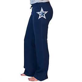 Dallas Cowboys Womens Nike Tailgater Fleece Pant