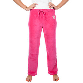 Dallas Cowboys Womens Plush Pant