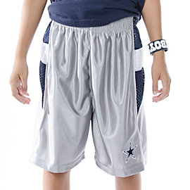 Dallas Cowboys Youth Huddle Color Block Short