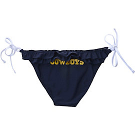 Dallas Cowboys Team String Bikini Swimsuit Bottom