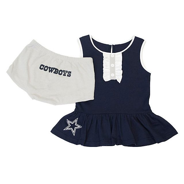 Dallas Cowboys Princess Dress