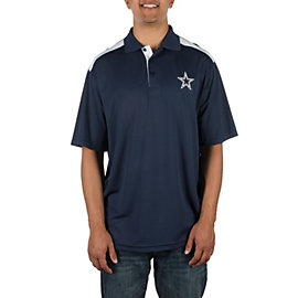 Dallas Cowboys Edge Performance Polo