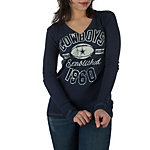 Dallas Cowboys Womens Relic Thermal