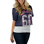Dallas Cowboys Cropped Jersey