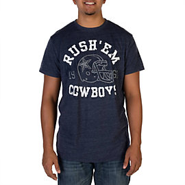 Dallas Cowboys Conviction Triblend Tee
