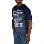 Dallas Cowboys Trophy Ombre Tee