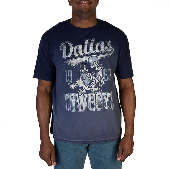 Dallas Cowboys Trophy Ombre Tee