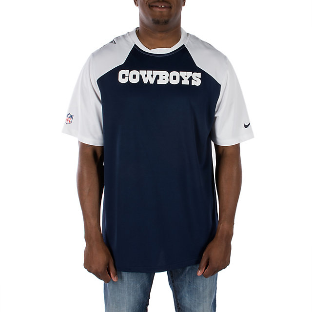 Dallas Cowboys Nike Fly Slant Top