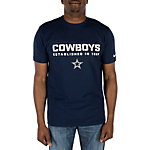 Dallas Cowboys Nike Team Issue Cotton Tee