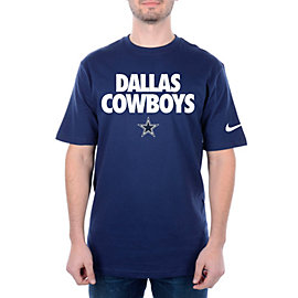 Dallas Cowboys Nike Foundation Tee