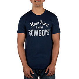 Dallas Cowboys Nike Triblend Instant Replay Tee