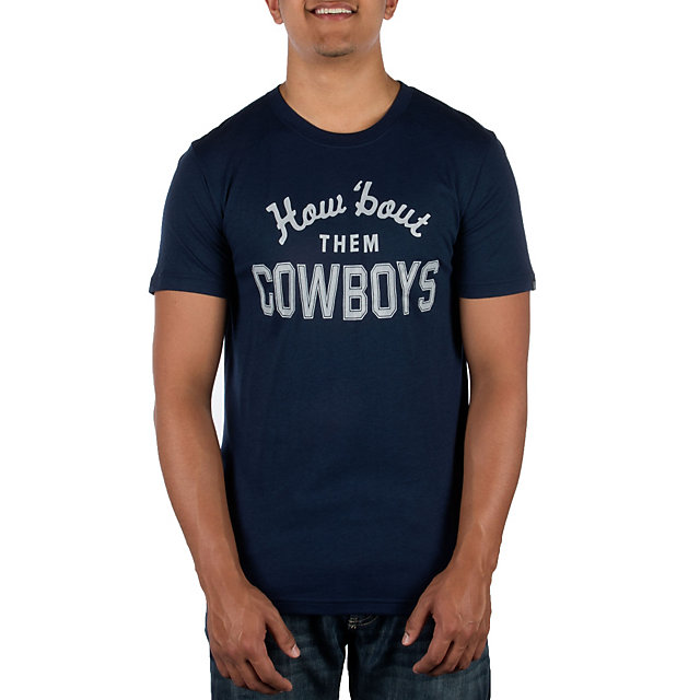 Dallas Cowboys Nike Triblend Instant Replay Tee Super