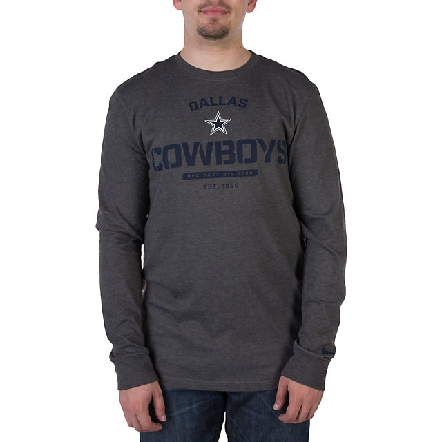 Dallas Cowboys Nike Long Sleeve Arch 2 Tee