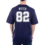 Dallas Cowboys Nike Name and Number Tee - Jason Witten #82