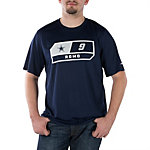Dallas Cowboys Nike Legend Player Tee - Tony Romo #9