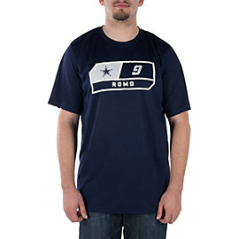 Dallas Cowboys Nike Legend Player Tee - Tony Romo #9