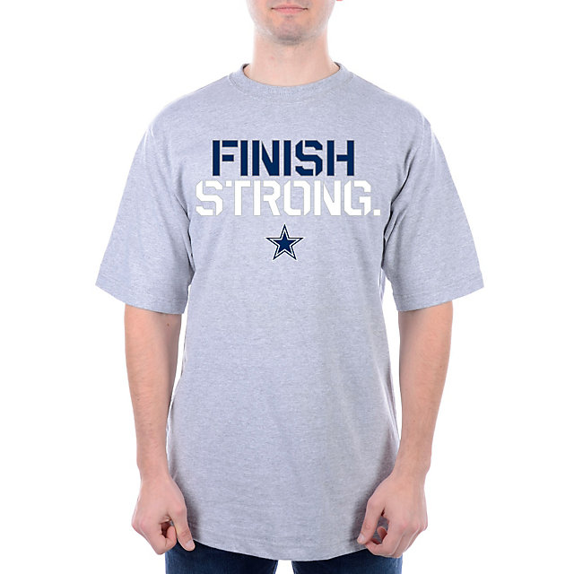 Dallas Cowboys Finish Strong Tee