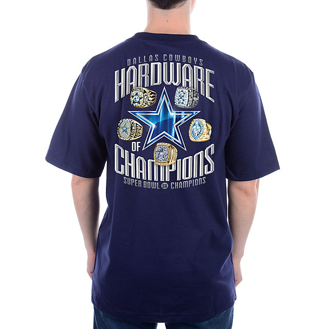 Dallas Cowboys Hardware of Champions Tee
