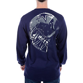 Dallas Cowboys Larger Than Life Long Sleeve Tee