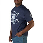 Dallas Cowboys Old Equipment Triblend Tee