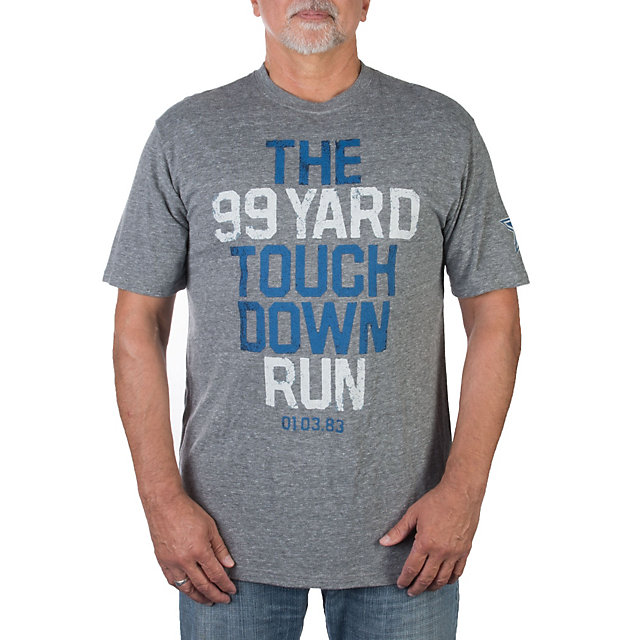 Dallas Cowboys 99 Yard Run Tee