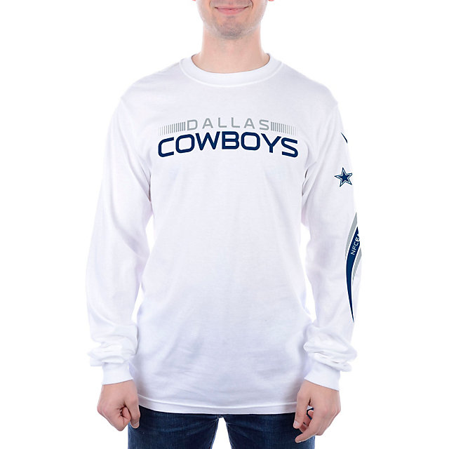 Dallas Cowboys Upshift Long Sleeve Tee