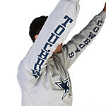Dallas Cowboys Long Sleeve Leaper Tee
