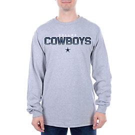 Dallas Cowboys Shuttle Long Sleeve Tee