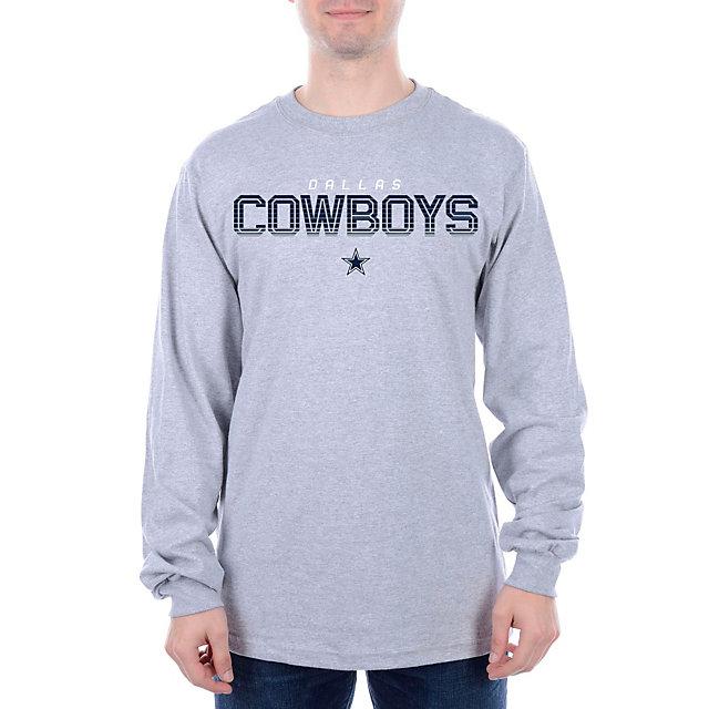 Dallas Cowboys Shuttle Long Sleeve Tee