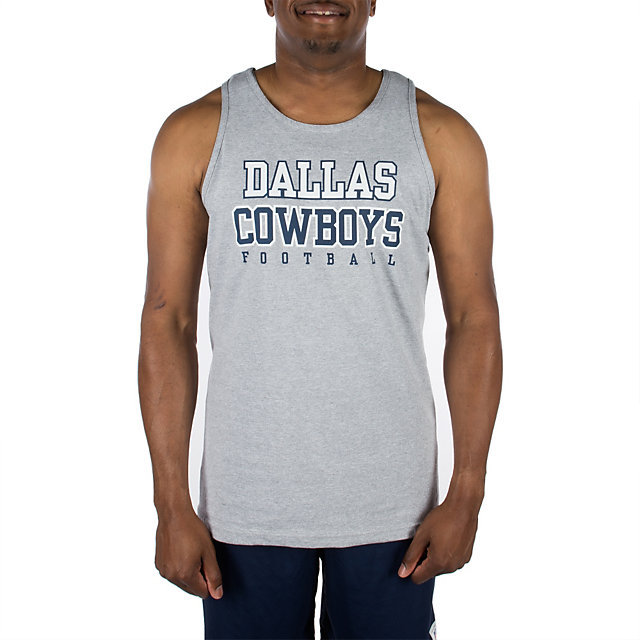 Dallas Cowboys Mens Practice Tank