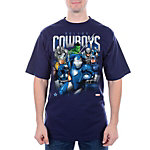 Dallas Cowboys MARVEL Unstoppable Tee