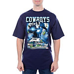 Dallas Cowboys MARVEL Iron Man Opposition Tee