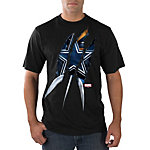 Dallas Cowboys MARVEL Wolverine Backlash Tee