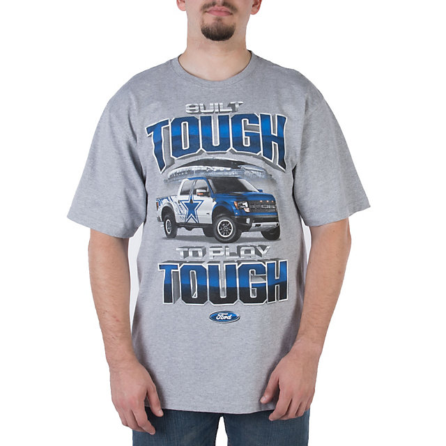 Dallas Cowboys Ford Built to Play Tee