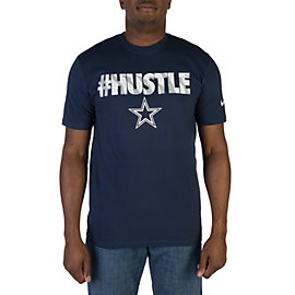 Dallas Cowboys Nike #HUSTLE Tee