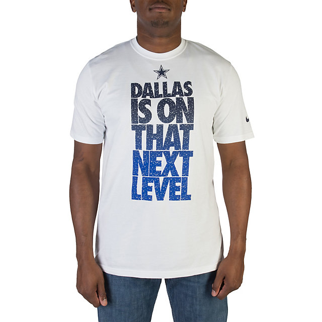 Dallas Cowboys Nike Next Level Tee