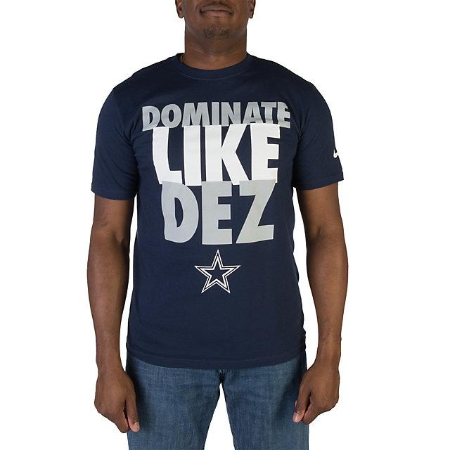 Dallas Cowboys Nike Dominate Like Dez Tee