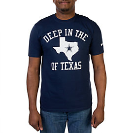 Dallas Cowboys Nike Roar Heart of Texas Tee