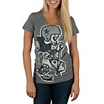 Dallas Cowboys Womens Scruffy Tee