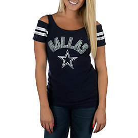 Dallas Cowboys Chrysanthemum Tee