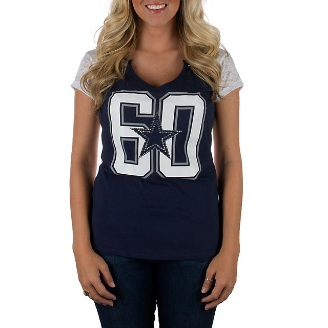 Dallas Cowboys Iris Tee