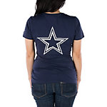 Dallas Cowboys Nike Womens Go Big Tee